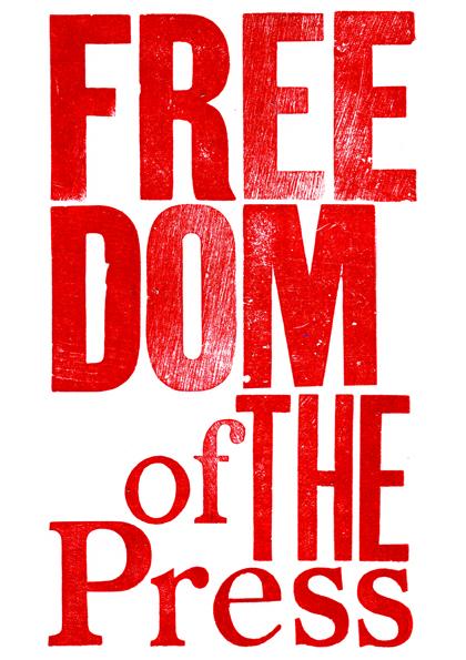 Yttrandefrihet och tryckfrihet i u-länder